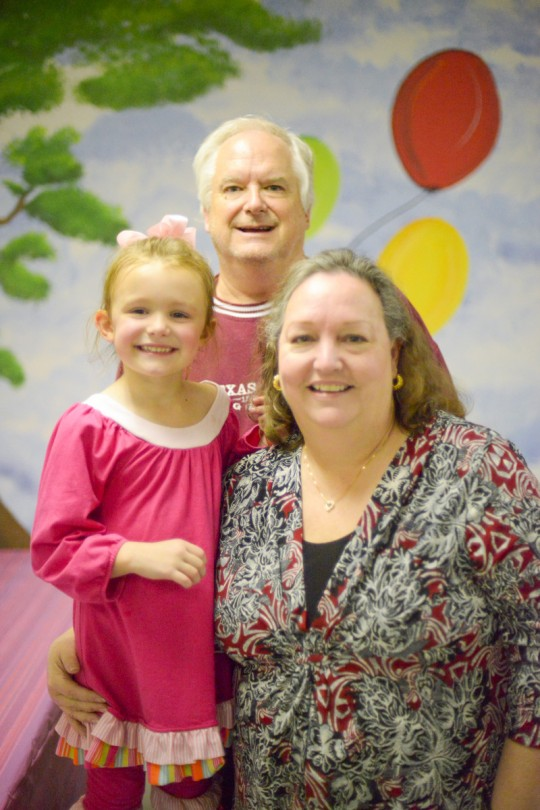 Brooke, Grandma and Papa