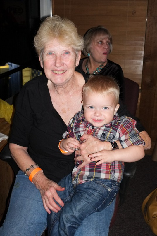 Nana and Luke