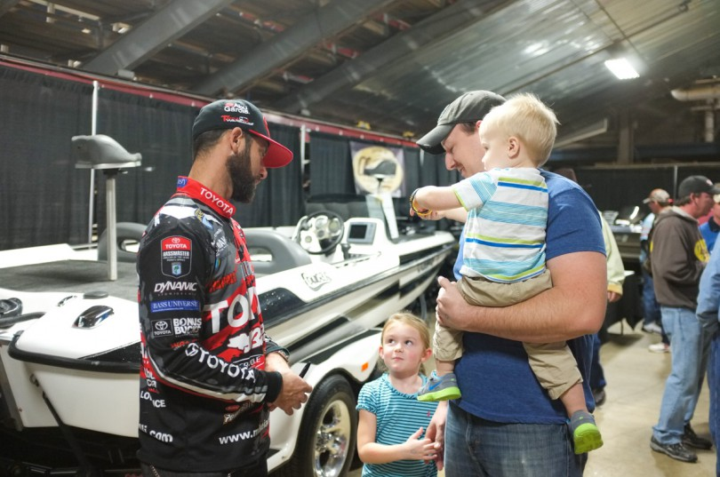Meeting Mike Iaconelli